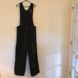 Large snow suspenders tommy jeans